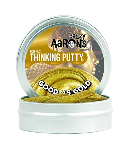 Crazy Aaron's Thinking Putty, Mixed By Me Thinking Putty